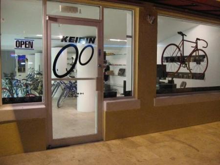 Fixed bike milano shop